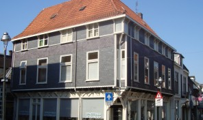 Apeldoorn - Korenstraat 001 paint
